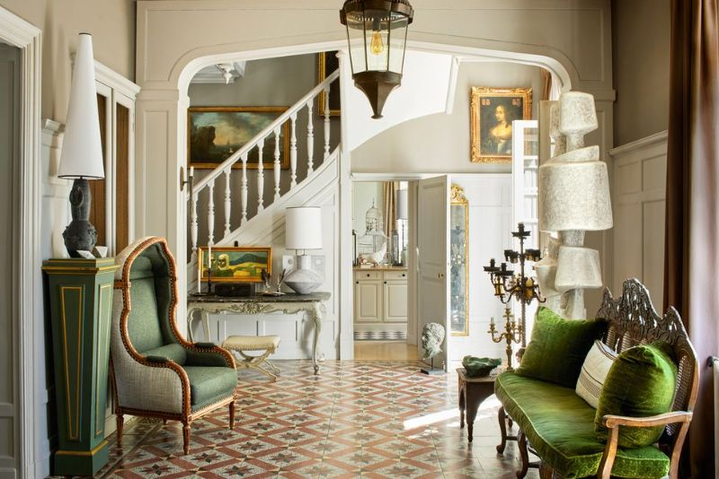 Jean-Louis Deniot Restores An Over-The-Top Historic French Manor (2) jean-louis deniot Jean-Louis Deniot Restores An Over-The-Top Historic French Manor Jean Louis Deniot Restores An Over The Top Historic French Manor 2