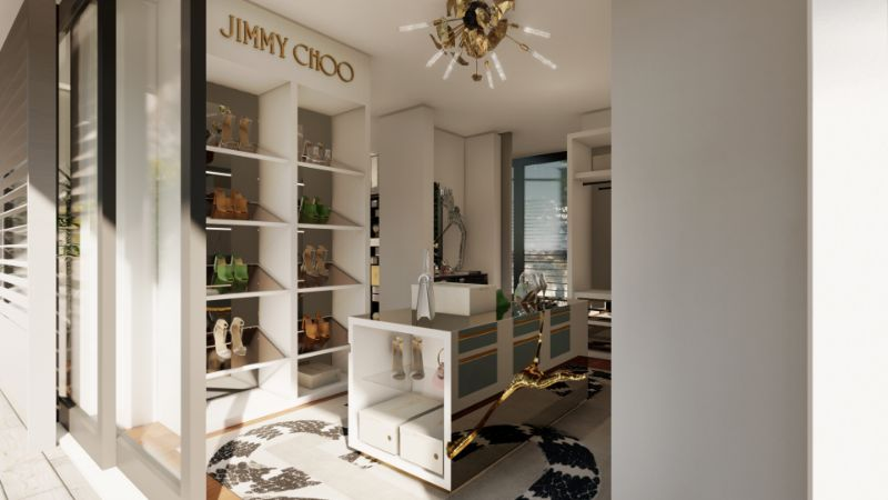 Tailored For You Boca do Lobo And Jimmy Choo's Luxury Walk-In Closet (1) boca do lobo Tailored For You: Boca do Lobo And Jimmy Choo's Luxury Walk-In Closet Tailored For You Boca do Lobo And Jimmy Choos Luxury Walk In Closet 1