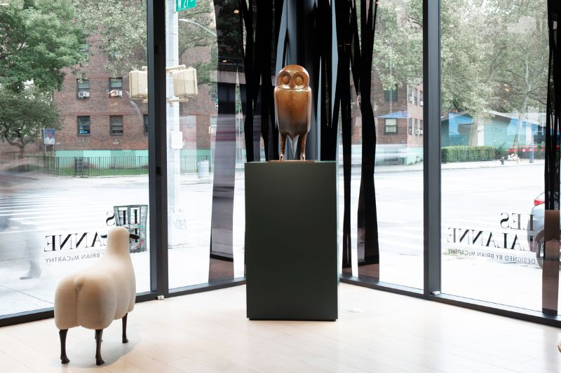 Discover The 'Les Lalanne' Exhibition at Kasmin, Curated By Brian McCarthy kasmin Discover The 'Les Lalanne' Exhibition at Kasmin, Curated By Brian McCarthy Discover The Les Lalanne Exhibition at Kasmin Curated By Brian McCarthy 6x