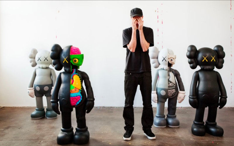 10 Things You Probably Didn't Know About KAWS kaws 10 Things You Probably Didn't Know About KAWS 10 Things You Probably Didnt Know About KAWS 1 1