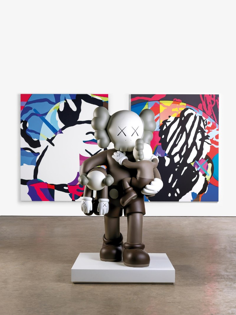 10 Things You Probably Didn't Know About KAWS kaws 10 Things You Probably Didn't Know About KAWS 10 Things You Probably Didnt Know About KAWS 4 1