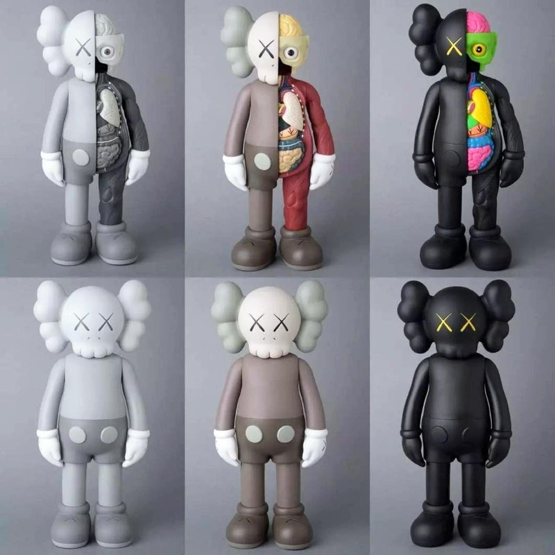 10 Things You Probably Didn't Know About KAWS kaws 10 Things You Probably Didn't Know About KAWS 10 Things You Probably Didnt Know About KAWS 6