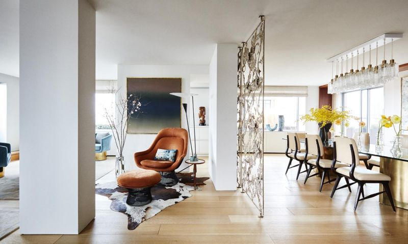 Amy Lau Designs A Perfect City Oasis For A Pair Of Art Collectors