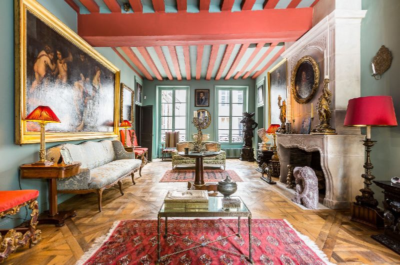 French Top Interior Designers You Need To Know top interior designers French Top Interior Designers You Need To Know CM Studio Paris1