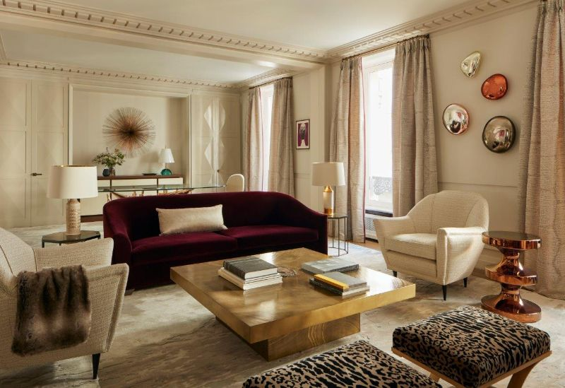 French Top Interior Designers You Need To Know top interior designers French Top Interior Designers You Need To Know Champeau Wilde 1