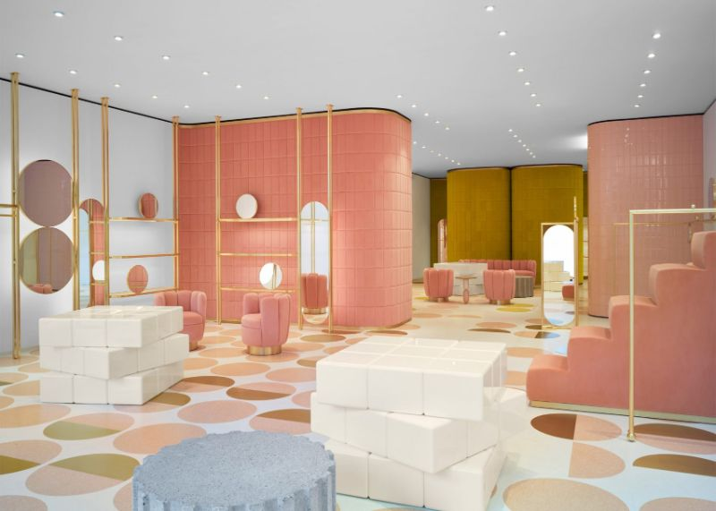 French Top Interior Designers You Need To Know top interior designers French Top Interior Designers You Need To Know India Mahdavi1