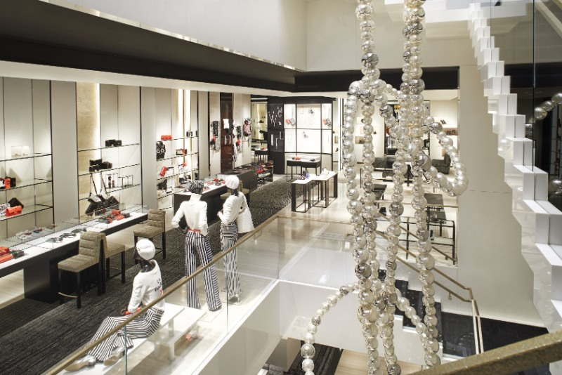 Exclusive Luxury Stores To Discover In New York City luxury store Exclusive Luxury Stores To Discover In New York City 11 the nyc 57th street flagship reopening pictures by sam frost hd 1542227818 1