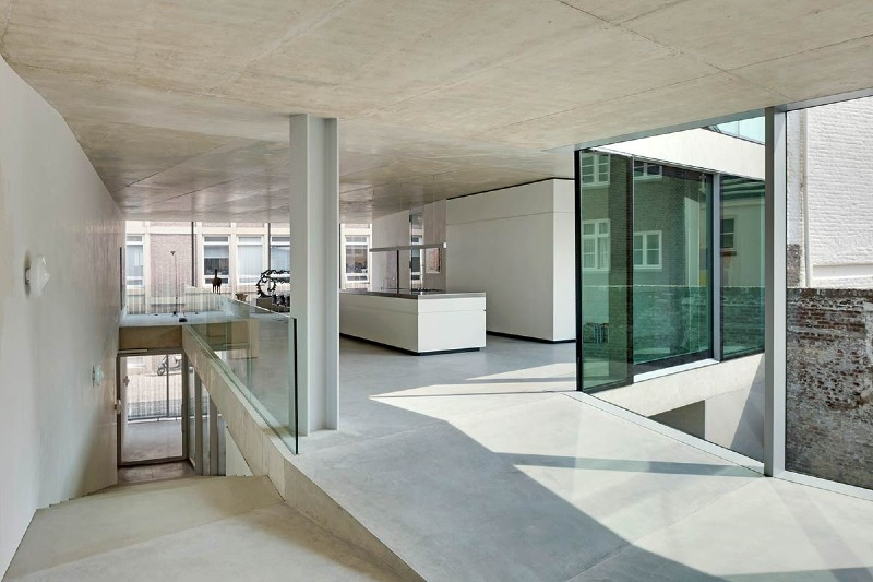 interior designers Design Hubs Of The World – 20 Top Interior Designers From Amsterdam Wiel Arets