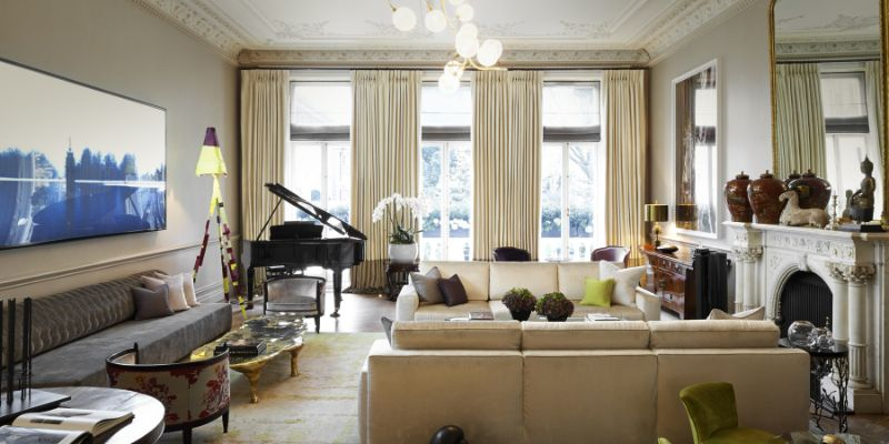 25 Interior Designers in London You Need Know interior designer 25 Interior Designers in London You Need Know Rabih Hage