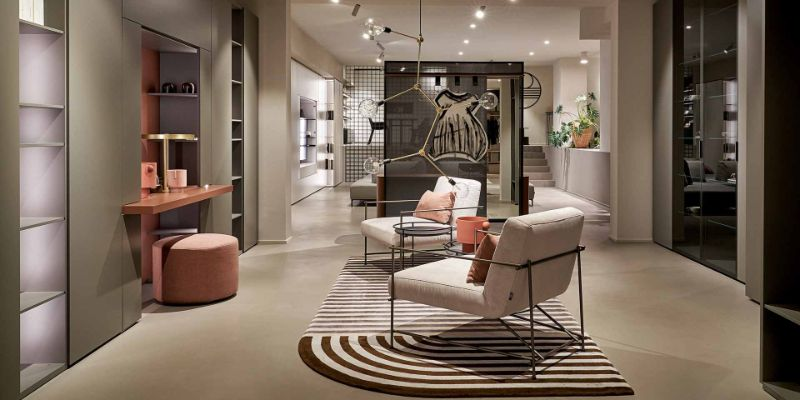 Where To Shop – The Best Luxury Showrooms In Milan luxury showroom Where To Shop – The Best Luxury Showrooms In Milan Caccaro