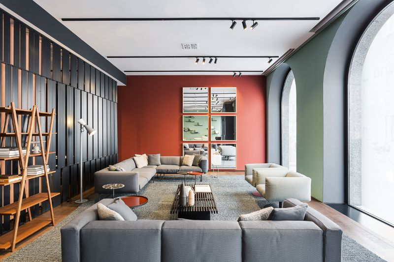 Where To Shop – The Best Luxury Showrooms In Milan luxury showroom Where To Shop – The Best Luxury Showrooms In Milan Cassina