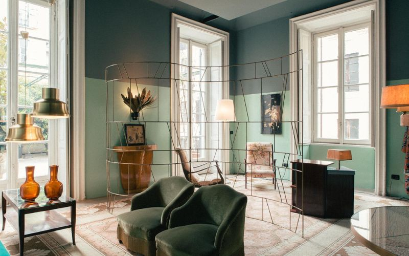Where To Shop – The Best Luxury Showrooms In Milan luxury showroom Where To Shop – The Best Luxury Showrooms In Milan Dimore Studio