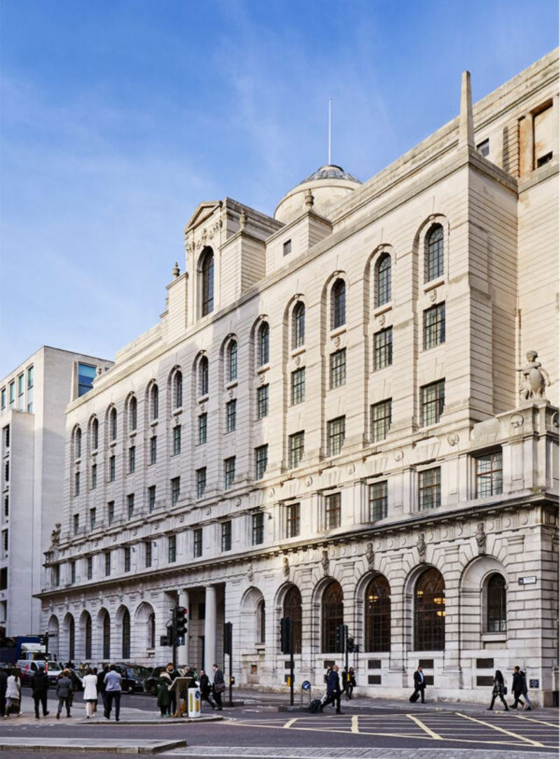 EPR Architects Transform London's Midland Bank Into The Ned Hotel epr architects EPR Architects Transform London's Midland Bank Into The Ned Hotel EPR Architects Transform Londons Midland Bank Into The Ned Hotel 1