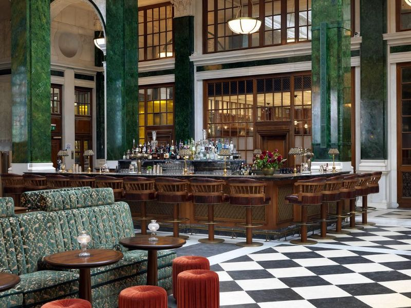 EPR Architects Transform London's Midland Bank Into The Ned Hotel epr architects EPR Architects Transform London's Midland Bank Into The Ned Hotel EPR Architects Transform Londons Midland Bank Into The Ned Hotel 7