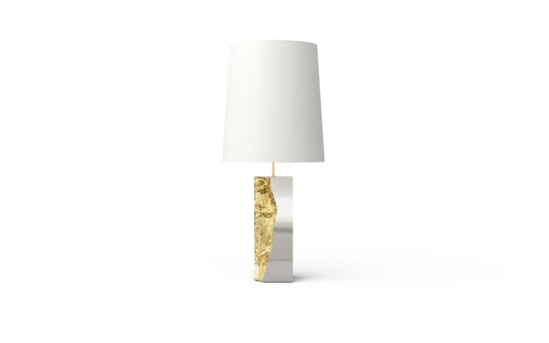 private master suite A Private Master Suite With A Multimillion Dollar Look by Boca do Lobo Lapiaz TableLamp white