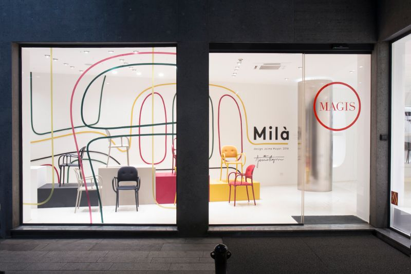 Where To Shop – The Best Luxury Showrooms In Milan luxury showroom Where To Shop – The Best Luxury Showrooms In Milan Magis Showroom
