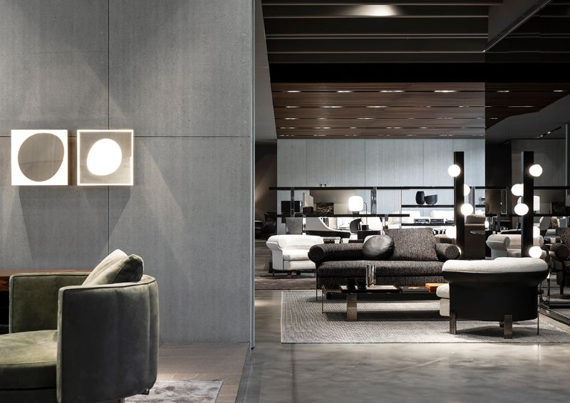 Where To Shop – The Best Luxury Showrooms In Milan luxury showroom Where To Shop – The Best Luxury Showrooms In Milan Minotti