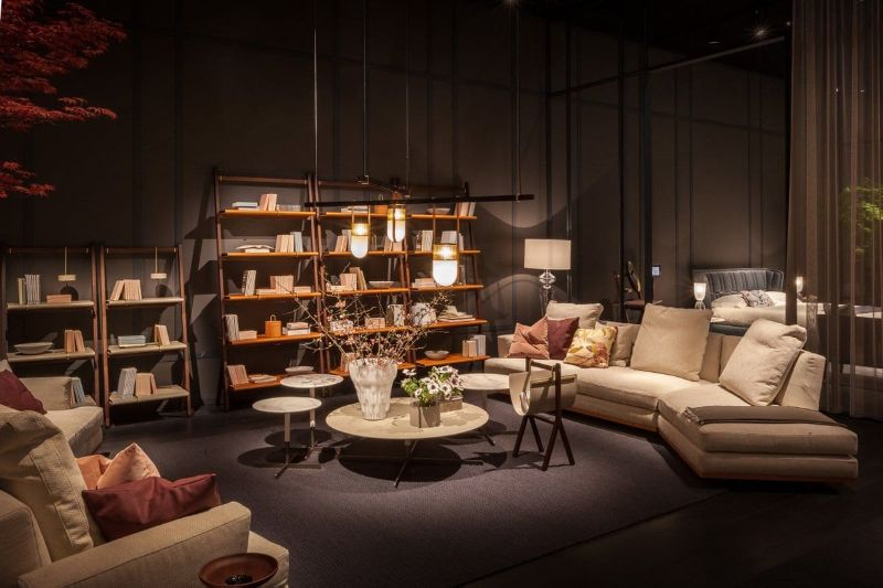 Where To Shop – The Best Luxury Showrooms In Milan luxury showroom Where To Shop – The Best Luxury Showrooms In Milan Poltrona Frau