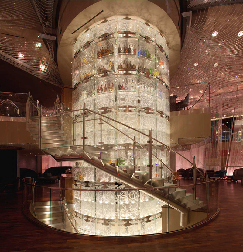 The Cosmopolitan Hotel Las Vegas - A Project by Rockwell Group the cosmopolitan hotel The Cosmopolitan Hotel Las Vegas – A Project by Rockwell Group 01