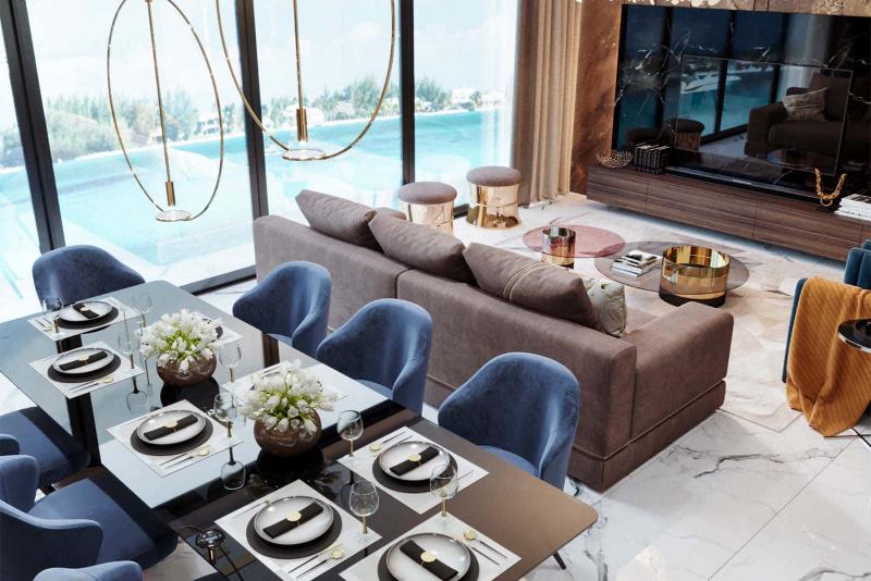 Best Interior Design projects by Muse Design. مشاريع التصميم الداخلي interior design project Best Interior Design Projects by Muse Design 1 1