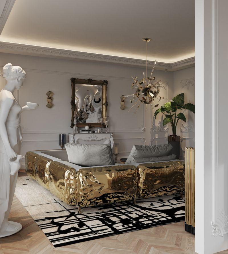 House Tour Of A Luxurious Paris Penthouse - Exclusive Interview With Boca do Lobo Design Team! boca do lobo House Tour Of A Luxurious Paris Penthouse – Exclusive Interview With Boca do Lobo Design Team! 11