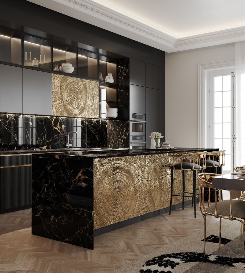 House Tour Of A Luxurious Paris Penthouse - Exclusive Interview With Boca do Lobo Design Team! boca do lobo House Tour Of A Luxurious Paris Penthouse – Exclusive Interview With Boca do Lobo Design Team! 13
