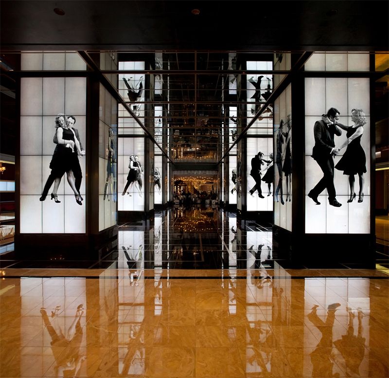 The Cosmopolitan Hotel Las Vegas - A Project by Rockwell Group the cosmopolitan hotel The Cosmopolitan Hotel Las Vegas – A Project by Rockwell Group 2 2