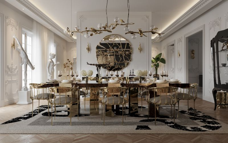 House Tour Of A Luxurious Paris Penthouse - Exclusive Interview With Boca do Lobo Design Team! boca do lobo House Tour Of A Luxurious Paris Penthouse – Exclusive Interview With Boca do Lobo Design Team! 2