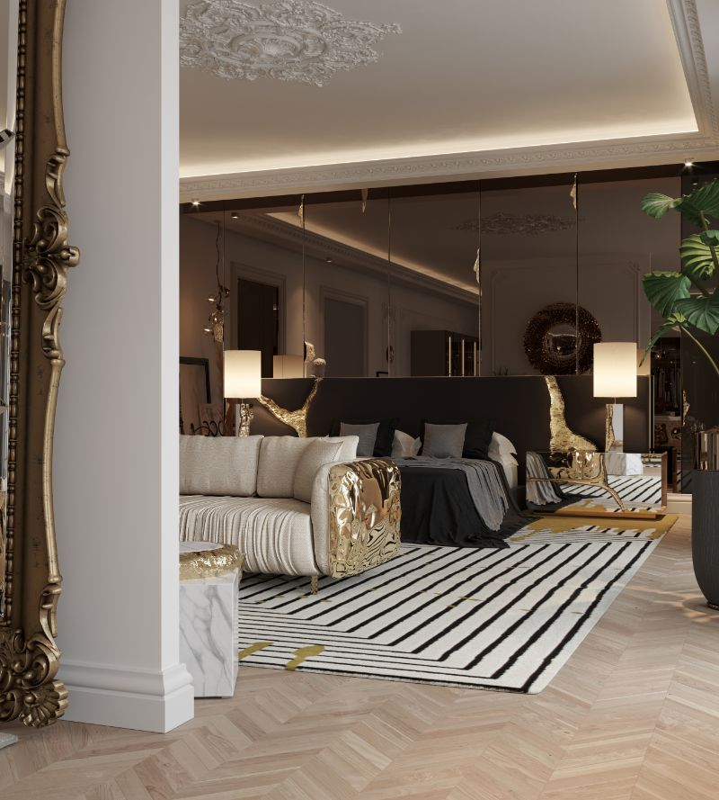 House Tour Of A Luxurious Paris Penthouse - Exclusive Interview With Boca do Lobo Design Team! boca do lobo House Tour Of A Luxurious Paris Penthouse – Exclusive Interview With Boca do Lobo Design Team! 28