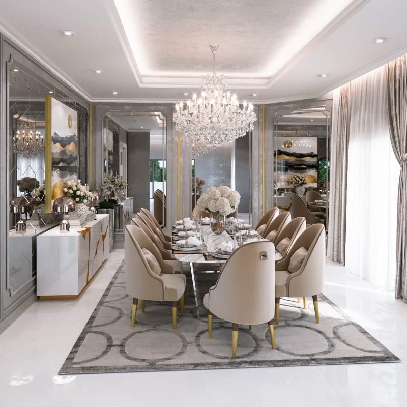Best Interior Design projects by Muse Design. مشاريع التصميم الداخلي interior design project Best Interior Design Projects by Muse Design 3 23