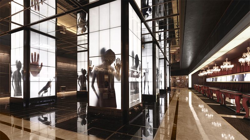 The Cosmopolitan Hotel Las Vegas - A Project by Rockwell Group the cosmopolitan hotel The Cosmopolitan Hotel Las Vegas – A Project by Rockwell Group 3
