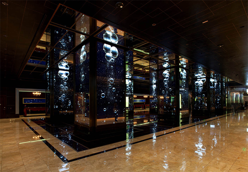 The Cosmopolitan Hotel Las Vegas - A Project by Rockwell Group the cosmopolitan hotel The Cosmopolitan Hotel Las Vegas – A Project by Rockwell Group 4 1