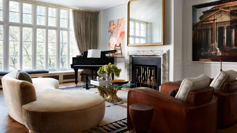 A French-Inspired Luxury Apartment in New York luxury apartment A French-Inspired Luxury Apartment in New York Beckstedt GPS SKJ 02
