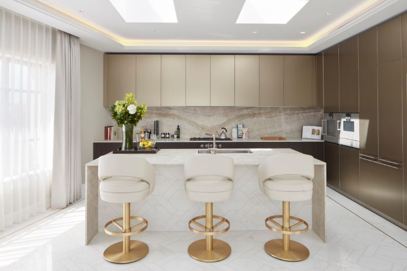 Discover The Best Interior Design Projects In London! interior design project Discover The Best Interior Design Projects In London! Greybrook House by Fenton Whelan