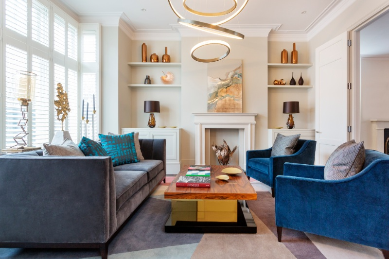 Discover The Best Interior Design Projects In London! interior design project Discover The Best Interior Design Projects In London! Modern British House by ZULUFISH LTD