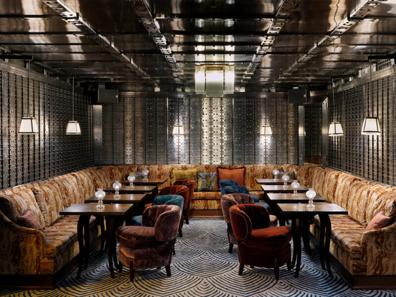 Discover The Best Interior Design Projects In London! interior design project Discover The Best Interior Design Projects In London! The Ned Hotel by EPR Architects