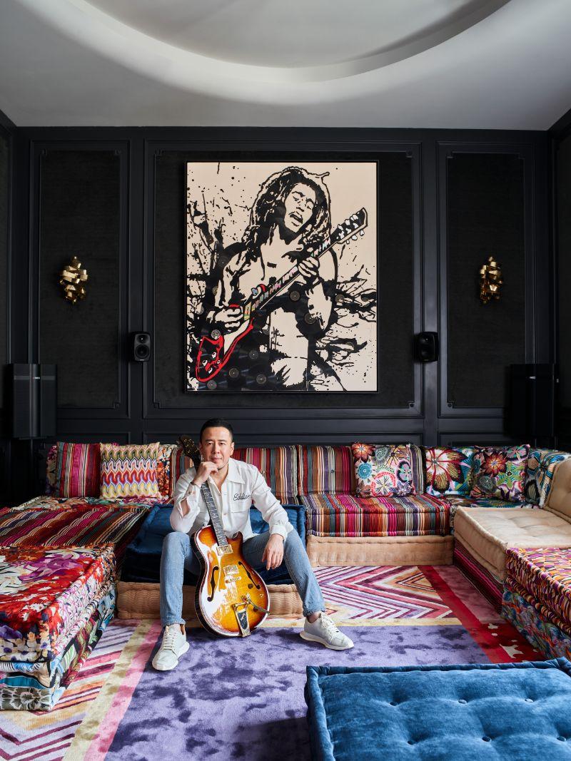 Yang Kun's Home Has Personality, Temperament, Power And Artistic Sense yang kun Yang Kun's Home Has Personality, Temperament, Power And Artistic Sense Yang Kuns Home Has Personality Temperament Power And Artistic Sense 4