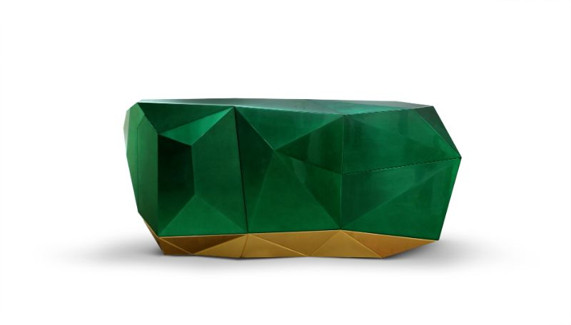 Yang Kun's Home Has Personality, Temperament, Power And Artistic Sense yang kun Yang Kun's Home Has Personality, Temperament, Power And Artistic Sense diamond emerald 03