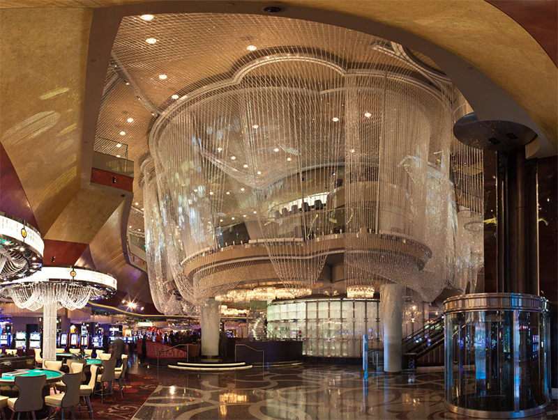 The Cosmopolitan Hotel Las Vegas - A Project by Rockwell Group the cosmopolitan hotel The Cosmopolitan Hotel Las Vegas – A Project by Rockwell Group marquee2