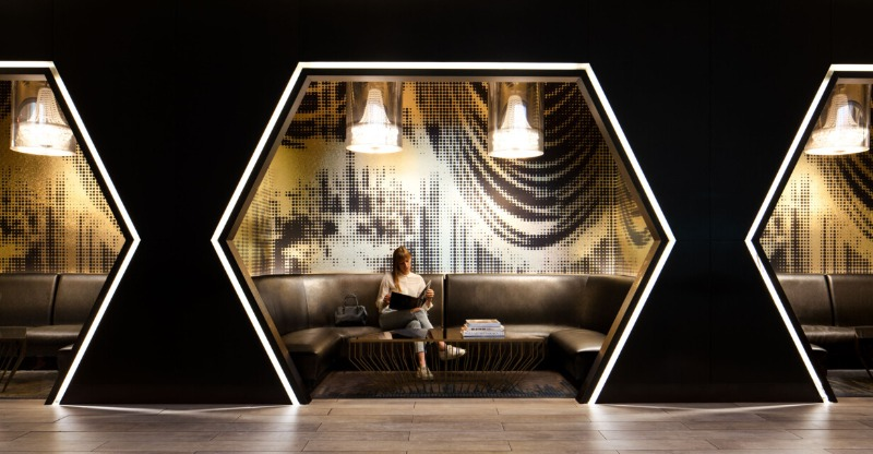 Top Interior Design Projects in New York City – WATG/Wimberly Interiors interior design project Top Interior Design Projects in New York City – WATG/Wimberly Interiors The W Symmetrical Pods 1 1 1230x640 1