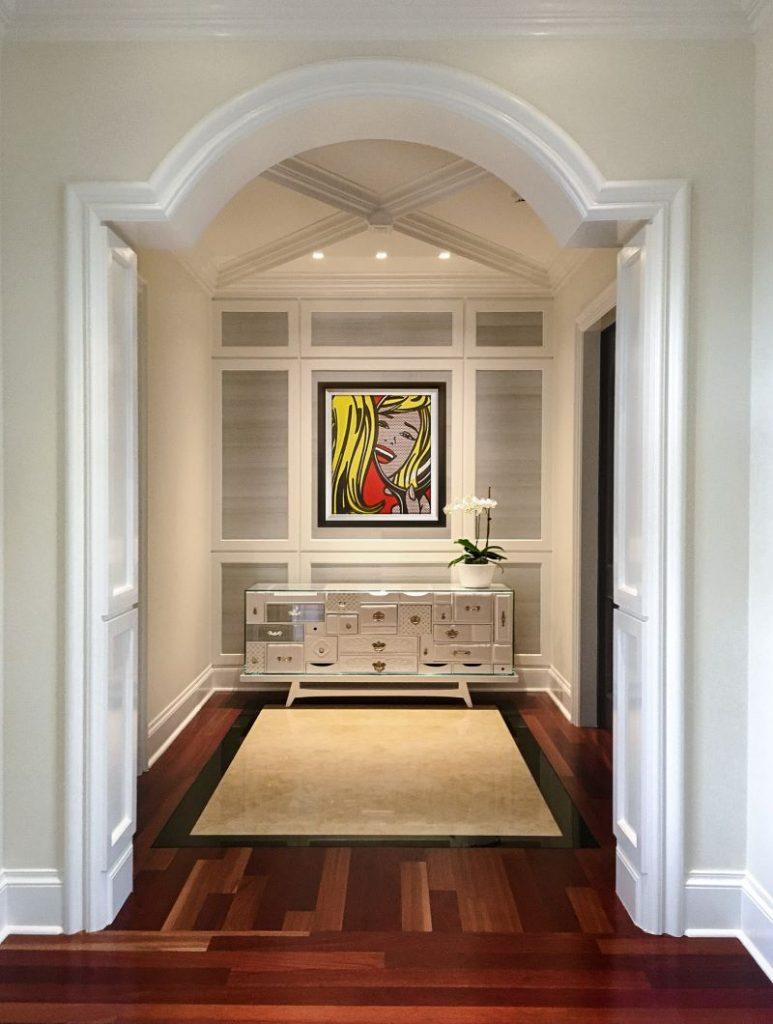 Meet Alene Workman: A Top Interior Designer from Florida alene workman Meet Alene Workman: A Top Interior Designer from Florida art infused waterfront estate 3 773x1024