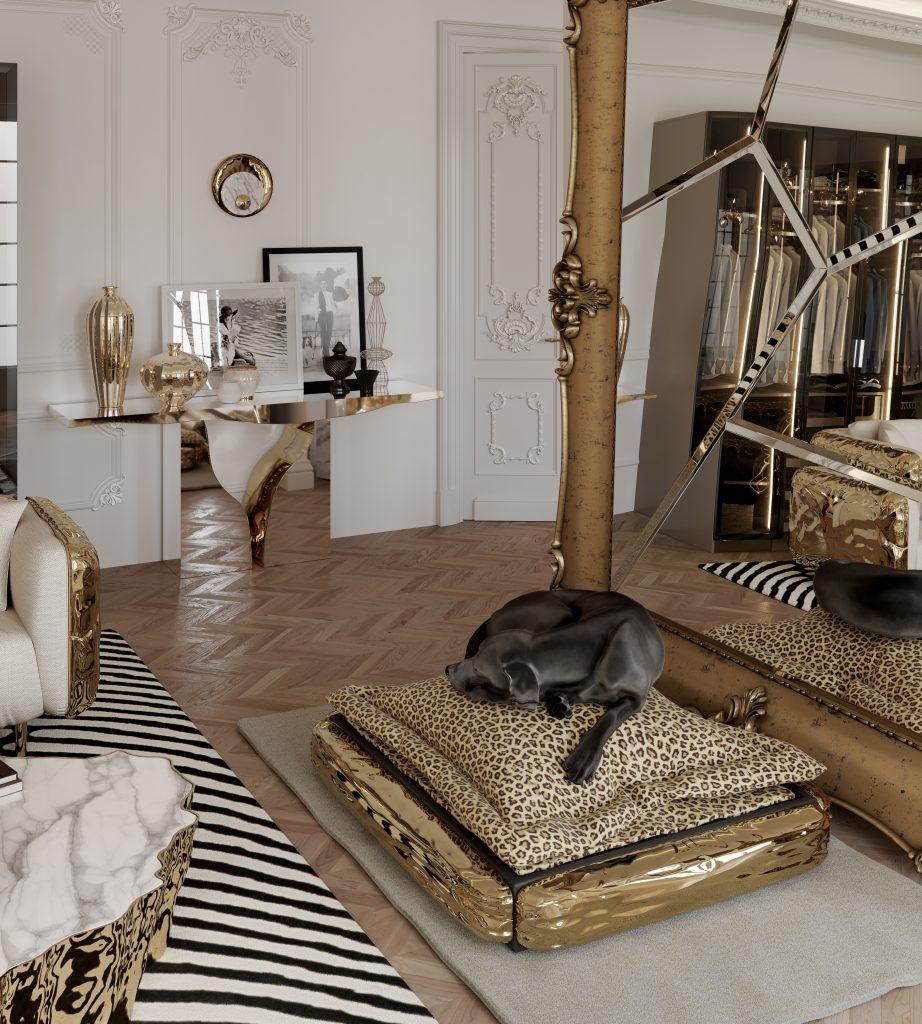 boca do lobo House Tour Of A Luxurious Paris Penthouse – Exclusive Interview With Boca do Lobo Design Team! closet 5 922x1024