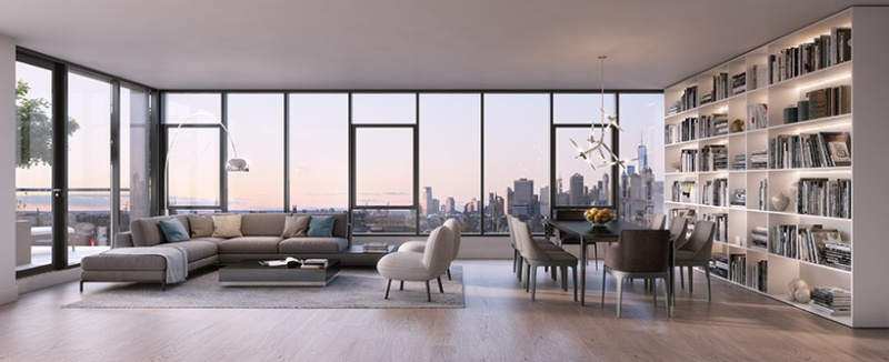Top Interior Design Projects in New York City – ODA Architecture