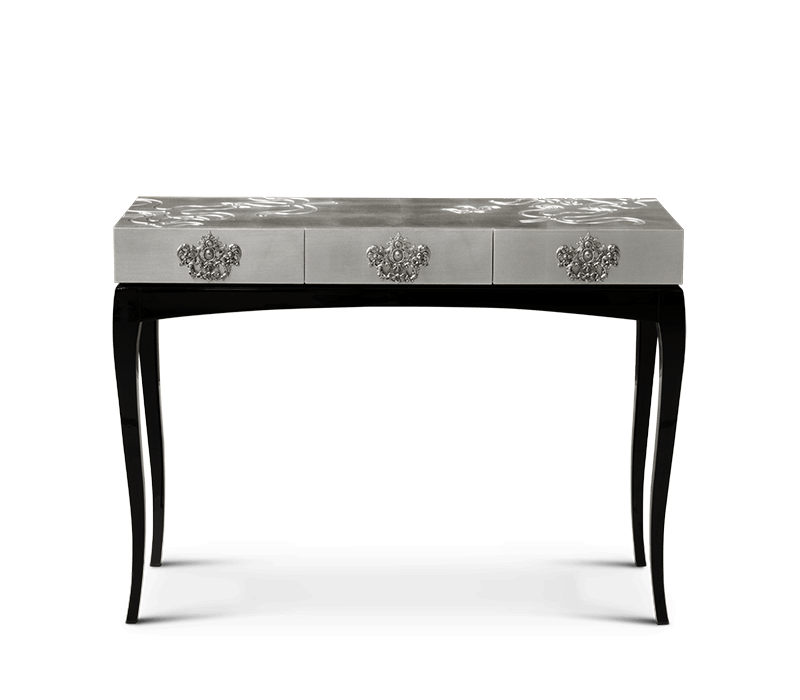 Ideas for Your Broadway Inspired Home broadway inspired home Ideas for Your Broadway Inspired Home trinity console 01 boca do lobo