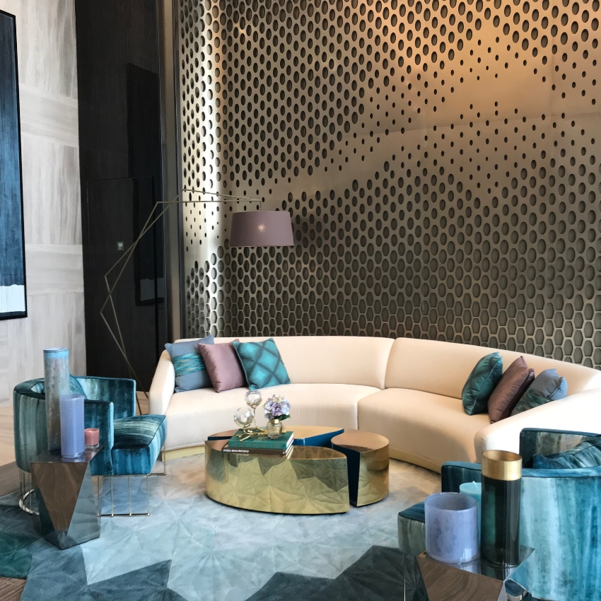 interior design project New York City's Luxurious Interior Design Projects THE TRUMP TOWER DESIGN PROJECT