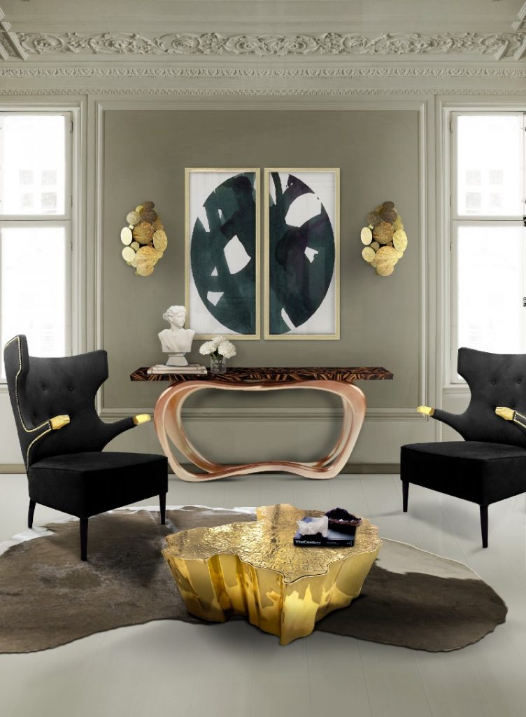 coffee table Modern Coffee Tables Ideas for the Perfect Living Room eden center table boca do lobo 09 752x1024