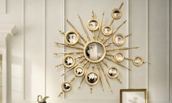 LIVING ROOM DECOR IDEAS: TOP 10 EXTRAVAGANT WALL MIRRORS COVER1 335x201