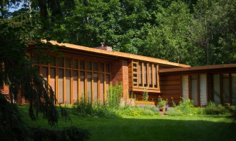 Jacobs House, Madison  Frank Lloyd Wright buildings: UNESCO Architecture Heritage Status cover17 335x201