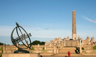 NORWAY'S FAMOUS MONOLITH BY GUSTAV VIGELAND  NORWAY'S FAMOUS MONOLITH BY GUSTAV VIGELAND feat7 335x201