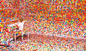 THE TOP 10 ART INSTALLATIONS YOU MUST SEE  THE TOP 10 ART INSTALLATIONS YOU MUST SEE AT 2015 feat9 335x201
